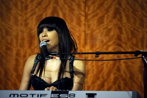 Karina Pasian- Understand Me (ft. Trey Songz) x Red Light, Green Light x Promise (3 Unreleased Tracks)