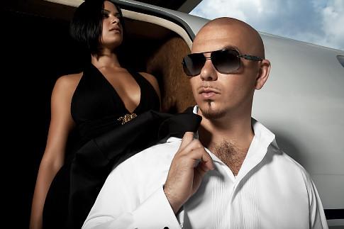 Pitbull #8211; Gimme A Bottle (White Strips) (prod. by Jim Jonsin) [Mastered]