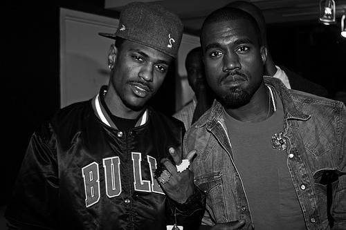 Big Sean- Whatever You Want (Ft. Kanye West) [Full]