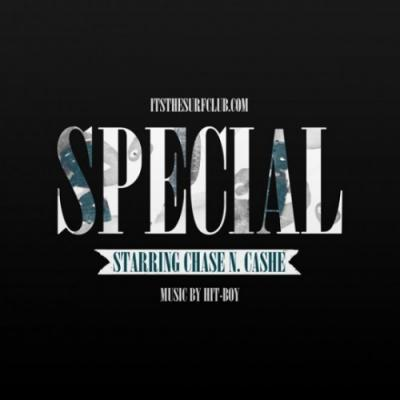 Chase N. Cashe #8211; Special (prod. by Hit-Boy)