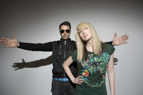 The Ting Tings- Hands [CDQ]