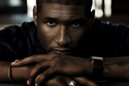 Usher- Stroke Your Ego (prod. by Danja) [No Tags]