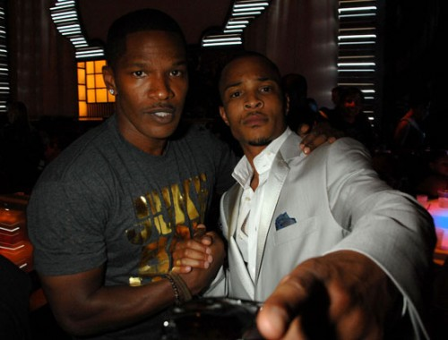 Jamie Foxx Ft T.I.  Soulja Boy #8211; Yep That's Me [No DJ]