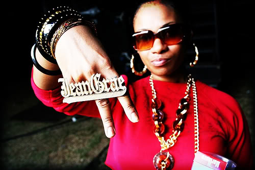 Jean Grae #8211; Love Song Pt 4 (prod. Cookin Soul) [No DJ]