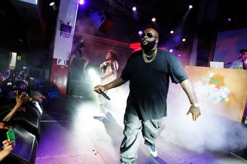 Rick Ross- Paid Tha Cost (Ft. Slim Thug)