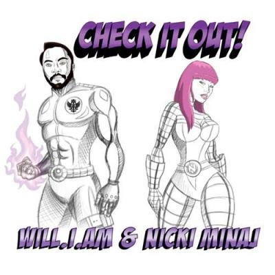 Will.I.Am  Nicki Minaj #8211; Check It Out