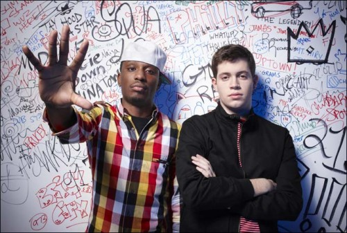 Chiddy Bang- The Good Life (co-produced by Pharrell)