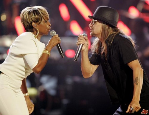 Mary J. Blige Ft. T.I.  Kid Rock- Care [Tags]