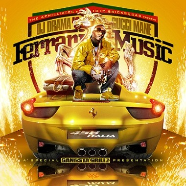 Gucci Mane- Late (Ft. Yo Gotti  Sean Garrett) [No DJ]