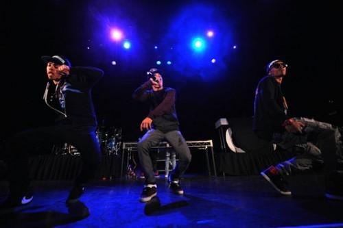 New Boyz Ft. Teairra Mari #8211; Spot Right There [Tags]