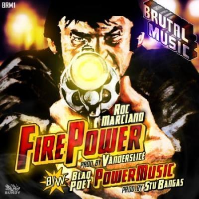 Roc Marciano #8211; Fire Power (prod. by Vanderslice)