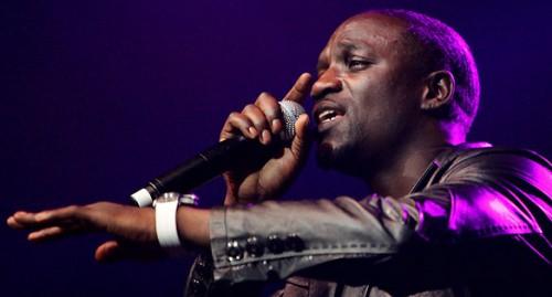 Akon- Angel