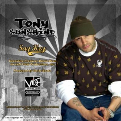 Tony Sunshine- Say Hey (prod. by Swizz Beatz) [CDQ]