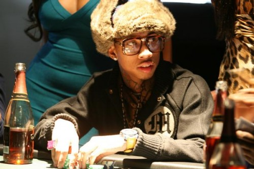 Tyga Ft. Trell #8211; Party Over Here [Tags]