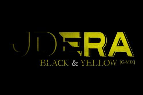 JD Era #8211; Black  Yellow