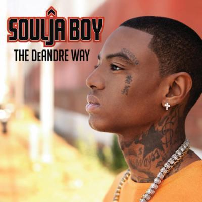 Soulja Boy- The DeAndre Way (Album Cover)