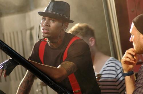 Chris Brown- Matrix
