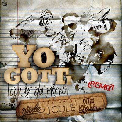 Yo Gotti Ft. J. Cole, Wiz Khalifa  Wale #8211; Look In The Mirror (Remix)