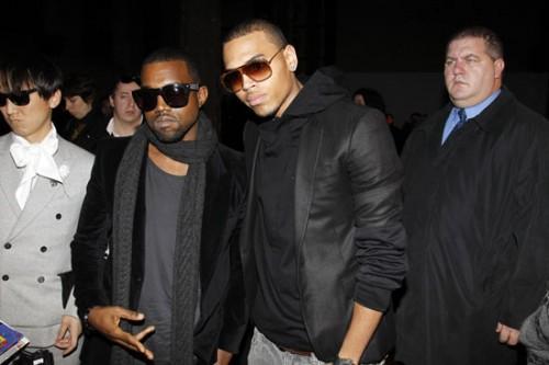 Chris Brown ft. Drake, T.I., Kanye West, Fabolous  Andreacute; 3000 #8211; Deuces (Remix) [CDQ]