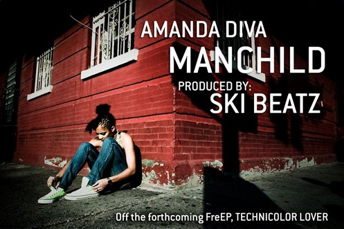 Amanda Diva- Manchild (prod. by Ski Beatz)