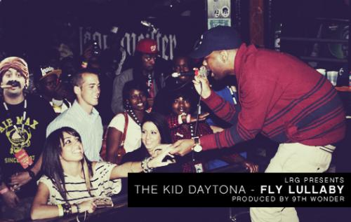 The Kid Daytona #8211; Fly Lullaby (Prod. 9th Wonder)