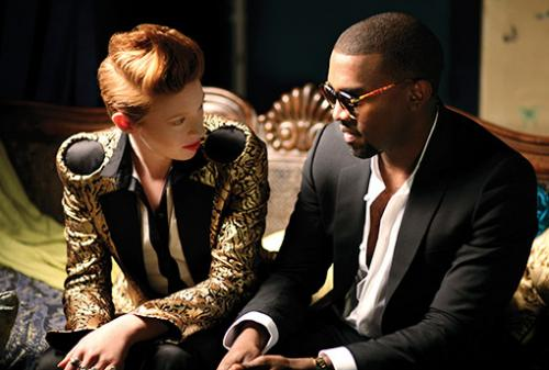 La Roux #8211; In For The Kill (Remix) [feat. Kanye West]