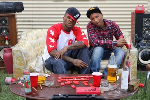 Game- Bounce (Ft. Pharrell)