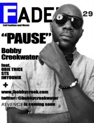 Bobby Creekwater ft. Obie Trice, STS  Imyounik- Pause (prod. by Invisibles)