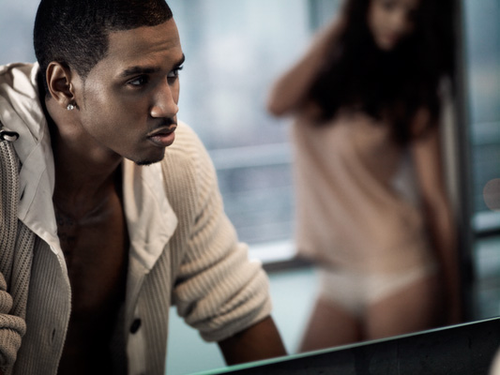 Trey Songz Aston Martin Music [Trigga Mix]