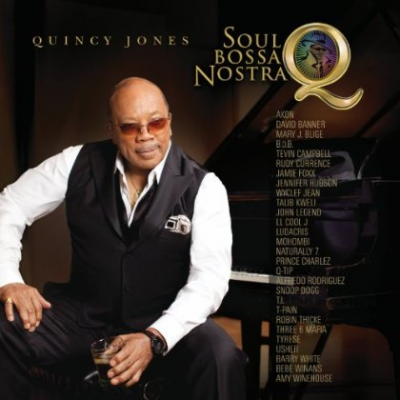 Quincy Jones ft T.I., B.o.B, Prince Charlez  Mohombi- Sanford  Son