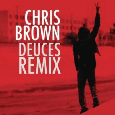 Chris Brown- Deuces (Remix) (Ft. Drake, T.I., Kanye West, Fabolous, Rick Ross  Andre 3000) (Dirty)