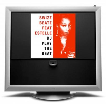 Swizz Beatz- DJ Play The Beat (Ft. Estelle) [Dirty].