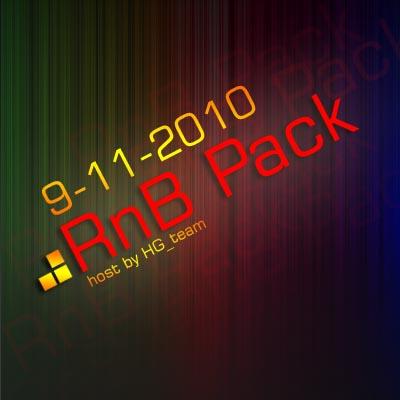 V.a. - Rnb And Hip Hop Pack 9.11