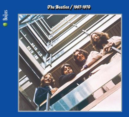 The Beatles - 19671970 (the Blue Album)
