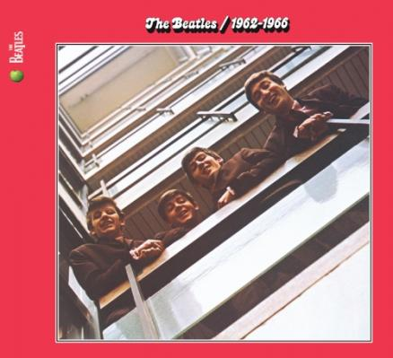 The Beatles - 1962 1966 (the Red Album) (remastered)