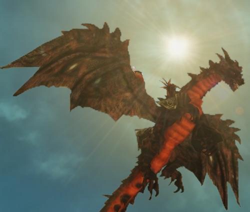 ドラゴンの楽園!