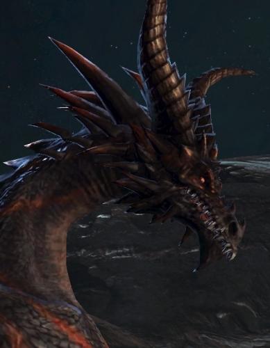 ドラゴン中のドラゴン