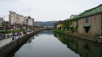 一眼レフ 小樽運河