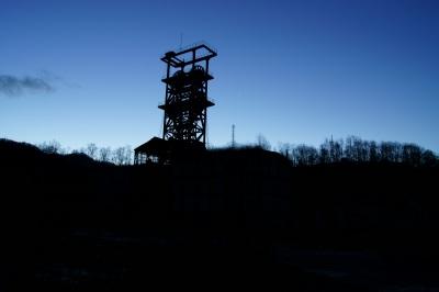 奔別炭鉱1
