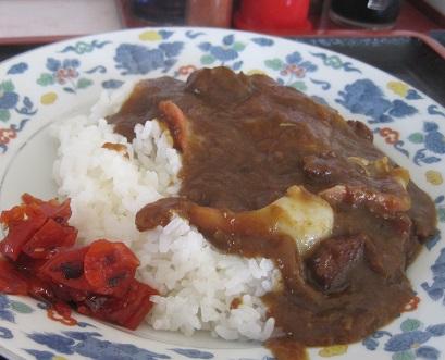 05_きいちゃん食堂/カレー