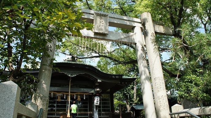 三光神社本殿
