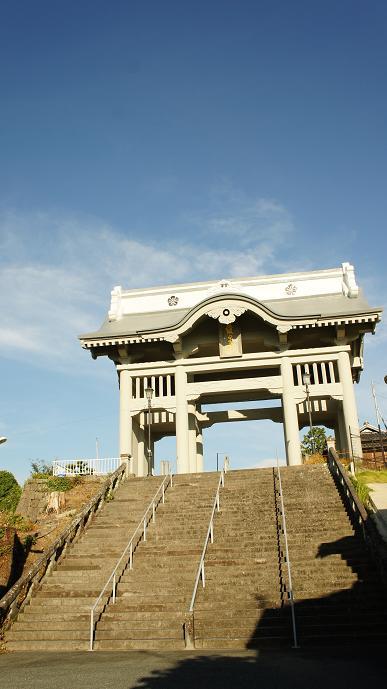 本妙寺正門