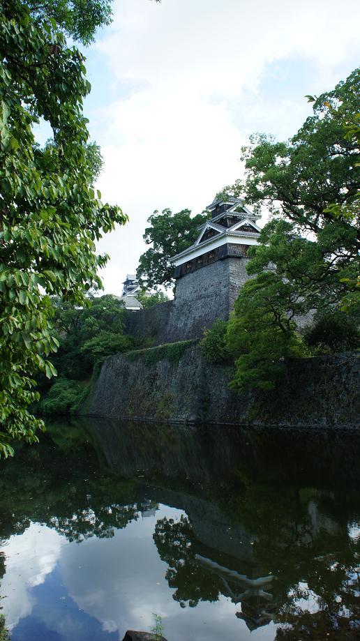 二重の宇土櫓