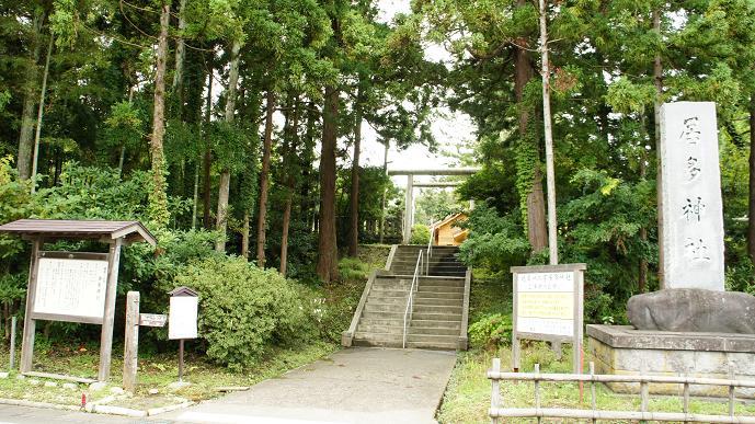 居多神社1