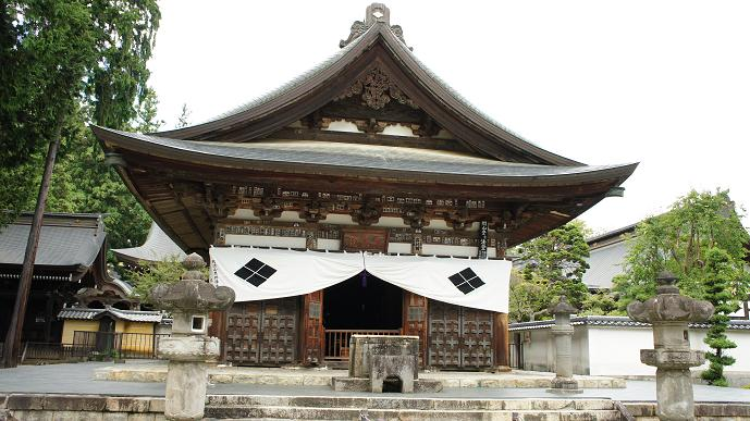 恵林寺本堂