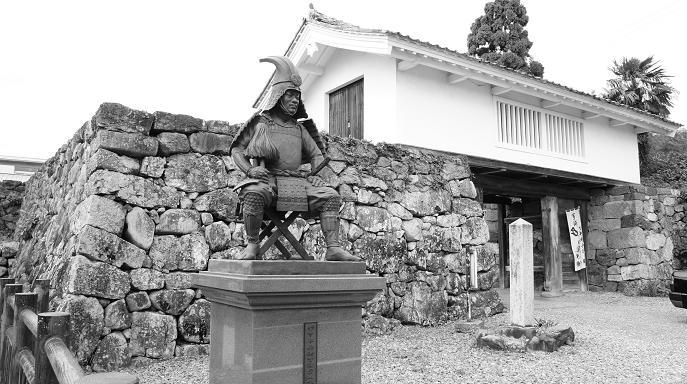 半兵衛と竹中陣屋