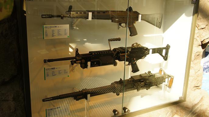 自衛隊の銃器