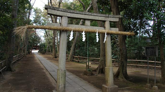 江戸時代の鳥居