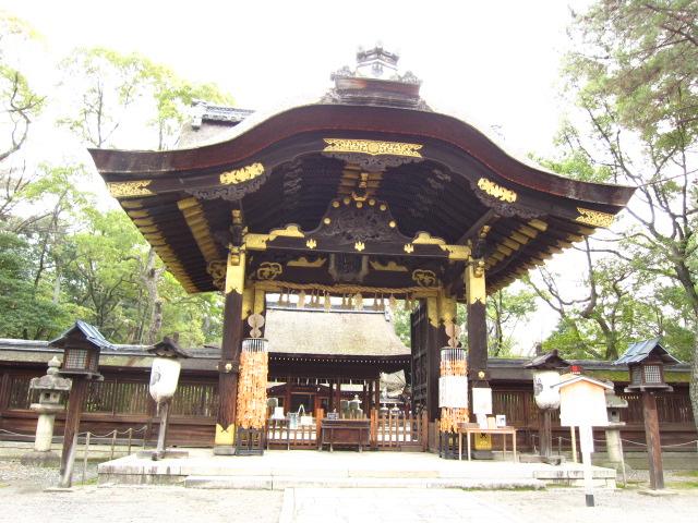 豊国神社の本殿