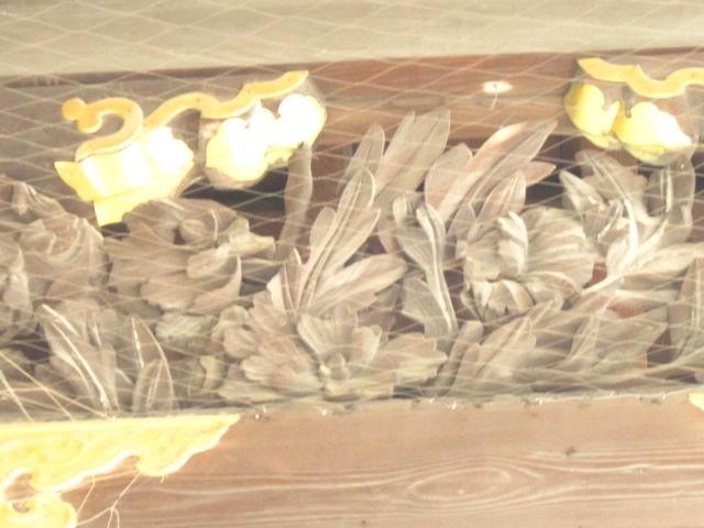 豊国神社の彫刻